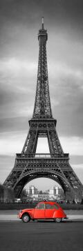 CANVAS PARIS 2 30X90CM