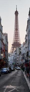 CANVAS PARIS 1 30X90CM