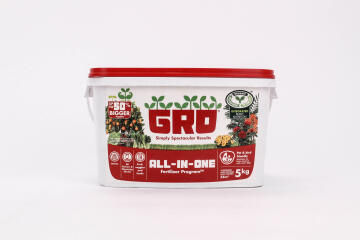 Gro All-In-One Fertilizer Program 5Kg