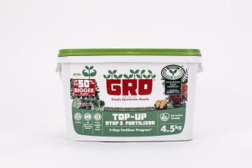 Gro Top-Up Fertilizer 4.5Kg