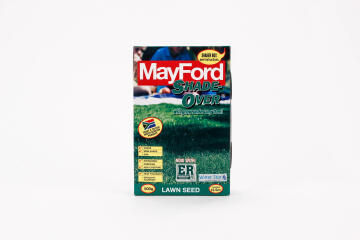 Lawn Seed, Shade-Over, MAYFORD, 500g