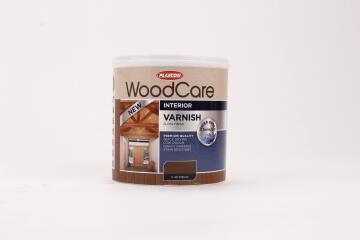 Woodcare WB Interior Varnish Gloss Imbuia PLASCON 1 litre