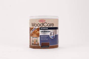 Woodcare WB Interior Varnish Gloss Mahogany PLASCON 1 litre