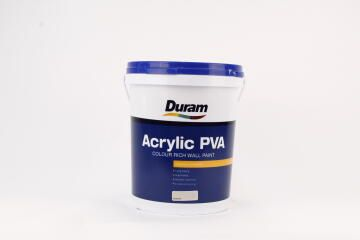Colour rich wall paint DURAM Matt Acrylic Macadamia 20L