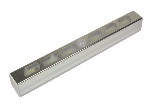 Led Battery Light With Sensor 0 85w 45lm Leroy Merlin South Africa