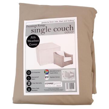 Cover Premium Single Couch Ripstop COVERGARD