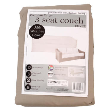 Cover Three Seat Couch Ripstop