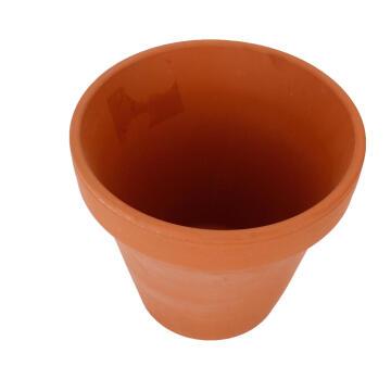 Pot Terracotta Pot With Hole 18Cm