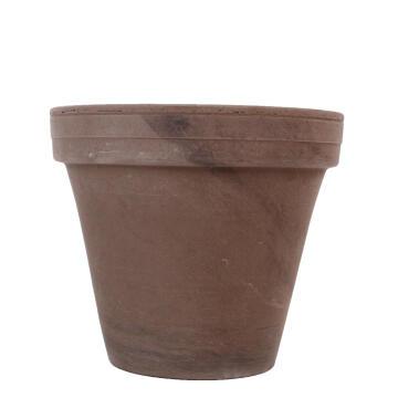 Pot Basalt Standard 18Cm