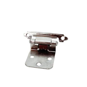 3 Knuckle Hinge Steel Chrome 2P