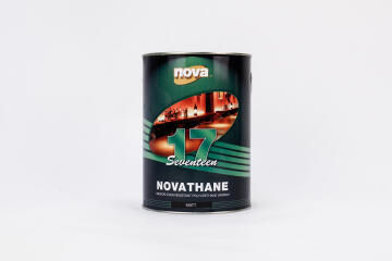 Indoor varnish NOVA 17 NOVATHANE matt 5lt