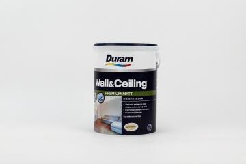 Wall & Ceiling paint DURAM Summer Harvest 5L