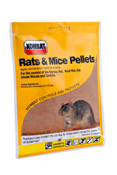 Rats And Mice Pellets 100G