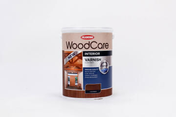 WOODCARE WB INT VARNISHGLOSS IMBUIA 5L