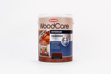 WOODCARE WB INT VARNISHGLOSS MAHOGANY 5L