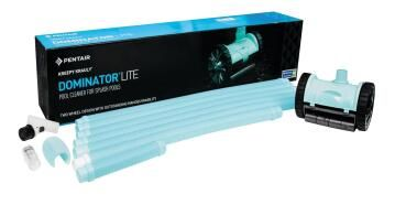 Pool Cleaner Dominator Lite Kombi Pack Teal