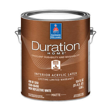 INTERIOR PAINT SW DURATION INT MATT EXTRA WHITE 3.78L