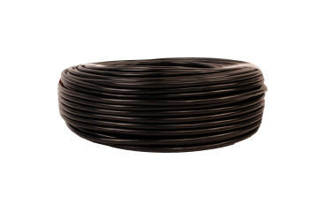 Cabtyre cable 2x1.5mm + earth black 100m