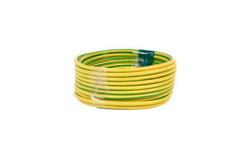 HOUSE WIRE 2.5MM GREEN AND YELLOW 5M
