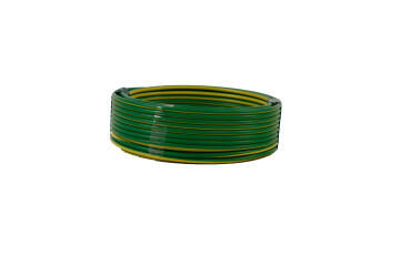 HOUSE WIRE 2.5MM GREEN AND YELLOW 10M