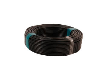 HOUSE WIRE 2.5MM BLACK 50M