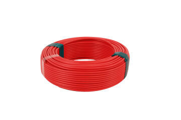 HOUSE WIRE 2.5MM RED 50M