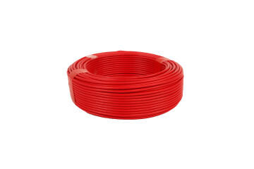 House wire 1.5mm red 50m