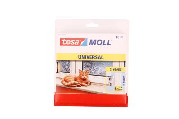 Universal foam white TESAMOLL 10m x 9mm x 6mm