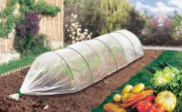 Greenhouse Film, Plastic, NORTENE, 2mx5m, Perforated