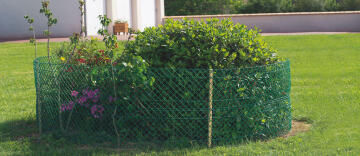 Net Floranet Nortene 0.4Mx5M Protect Floral Areas Easy To Install