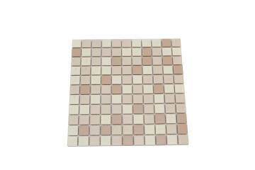 Mosaic Ceramic Beige 25Mm 300X300