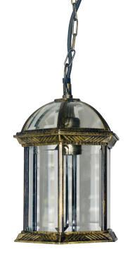 Pendant Lamp,E27,Max.100W,Ip23,Black Go