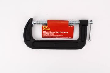 "G clamp heavy duty 200mm 8"" TORKCRAFT"