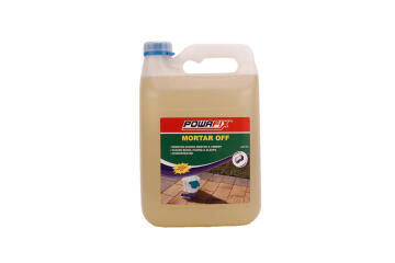Heavy duty cleaner mortar off POWAFIX 5 litres