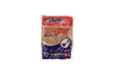 Multi-purpose putty POWAFIX white 1kg