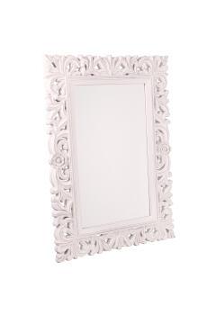Mirror MDF 17-0179C White 49.3x69.9cm