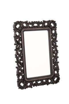 Mirror 16-1443-C Black 51.3x71.6cm