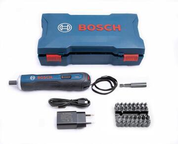 Cordless screwdriver BOSCH Professional GO KIT 3.6V