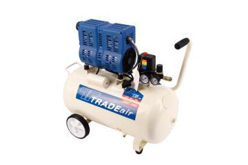 Air compressor TRADEAIR 750W MCFRC242 50L