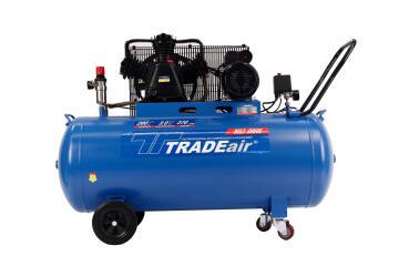 Air compressor TRADE AIR 3HP 200L MCFRC229