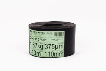 DPC 375 Micron 110mm x 40m SABS