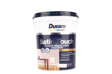 Wall paint DURAM Satin Touch Jasmine 20L