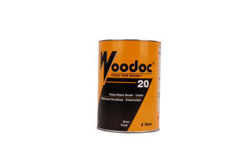 Indoor polyurethane sealer WOODOC 20 gloss (Clear) 5 litres