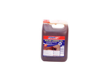Boiled linseed oil POWAFIX 5 litres