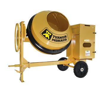 Petrol Concrete Mixer 400lt