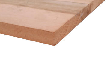 Plank Solid Wood Saligna 20mm thick-1800x610mm