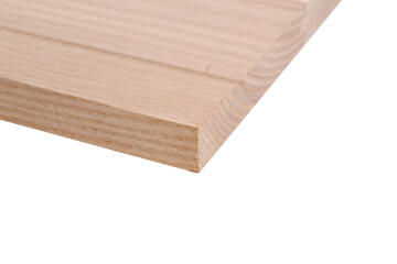 Plank Solid Wood Ash 20mm thick-1200x457mm
