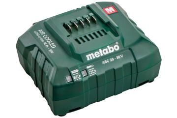 Charger METABO Asc 30-36 V, 14.4 - 36 V