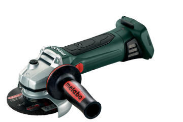 Grinder METABO W 18 LTX 125 QUICK bare