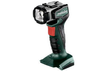 Cordless Portable Lamp Metaboula 14.4-18 Led Bare (Without Battery)